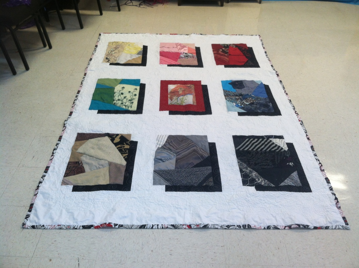 The Artist's Memory Quilt