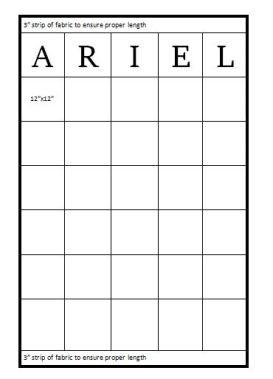 Ariel Layout