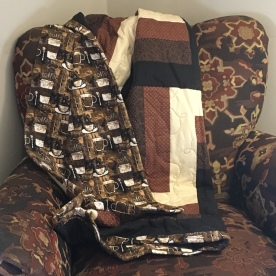 Coffee Lap Quilt