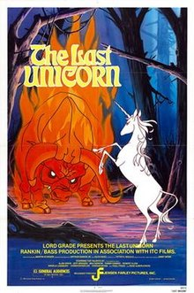 Empty Bobbins: The Last Unicorn