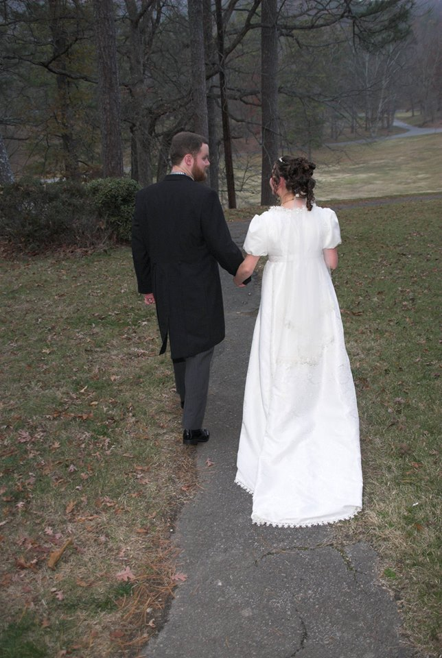 Empty Bobbins: How I Met My Husband