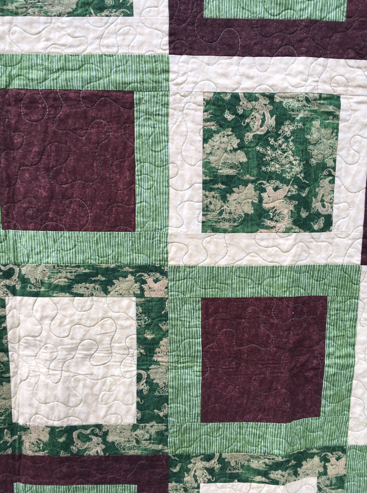 Online Market Quilt Showcase 7 – Unicorn and Dragon quilts