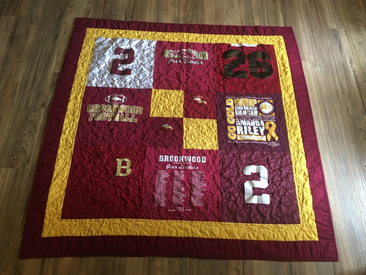 The Demo Quilt with a DeeperMeaning