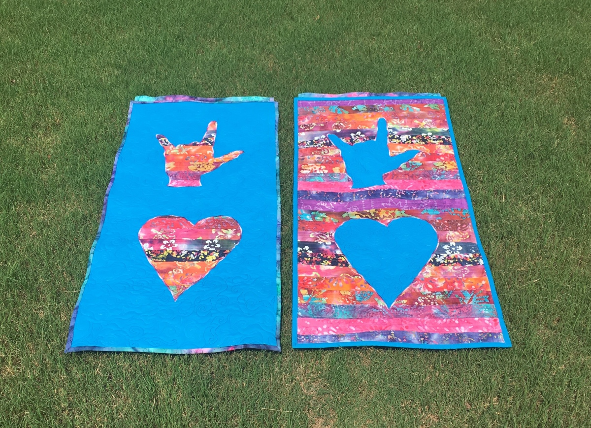 ASL Wall QuiltSet